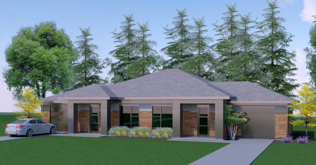Senior independent living community in DeWitt, Michigan